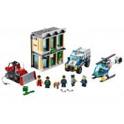 LEGO Spargere cu buldozerul (60140)