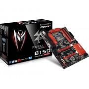 Placa de baza ASRock Fatal1ty B150 GAMING K4/HYPER, B150, DualDDR4-2133, SATA3, HDMI, DVI, ATX