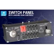 Saitek PZ55 :: Контролер Pro Flight Switch Panel