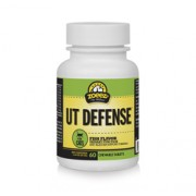UT DEFENSE URINARY FUNCTION & BLADDER SUPPORT FOR CATS (Fish Flavour) 60 Chewable Tablets