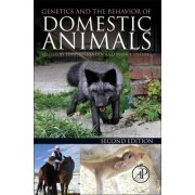 Genetics and the Behavior of Domestic Animals by Temple Grandin