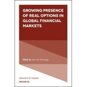 Growing Presence of Real Options in Global Financial Markets by John W. Kensinger