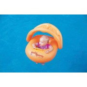 Swim Sportz Toddler Seat With Retractable Sun Shade