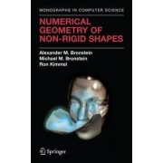 Numerical Geometry of Non-rigid Shapes by Alexander M. Bronstein