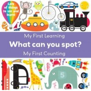 What Can You Spot? Learning & Counting by Autumn Publishing Inc.
