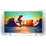"Televizor LED Philips 139 cm (55"") 55PUS6412/12, Ultra HD 4K, Smart TV, Ambilight, Android TV, WiFi, CI+ + Serviciu calibrare profesionala culori TV"