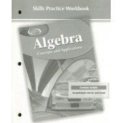 Algebra Skills Practice Workbook by McGraw-Hill Education