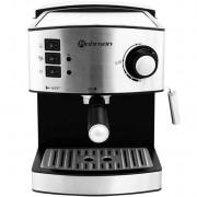 Кафемашина Rohnson R 972, Еспресо, 850 W, 15 бара, Сива