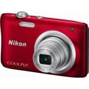 Aparat Foto Compact Nikon Coolpix A100 Rosu