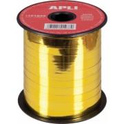 Panglica Apli, 7 mm x 500 m, rola, auriu