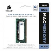 Memorie laptop Corsair Mac 8GB DDR3 1333MHz CL11