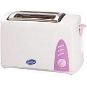 GLEN SA-3013 700 Pop Up Toaster(White, Pink)
