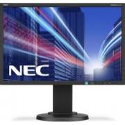Monitor LED 22 Nec MultiSync E223W WSXGA+ 5ms Black