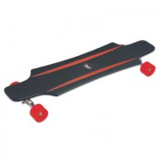 AUTHENTIC SPORTS Longboard PP-Flex, ABEC 7
