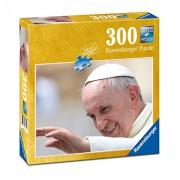 Ravensburger Italy 140329 - Puzzle Papa Francesco, 300 Pezzi, Multicolore