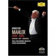 Bernstein, Leonard - Malher Lieder Songs