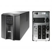 UPS APC Smart-UPS SMT line-interactive / sinusoidala 1000VA / 700W 8 conectori C13, APC SMT1000I (APC)