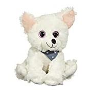 Krüger & Gregoriades 145750 - Plush Dog Chihuahua Bandana Collar, 25 cm