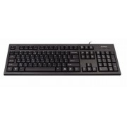 Tastatura A4Tech PS/2 KR-85 (Negru)