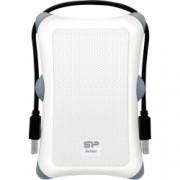 """Silicon Power Armor A30 - HDD extern, 2TB, 2.5"""", USB 3.0, Alb"""