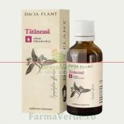 Tinctura de Tataneasa 50 ml DaciaPlant