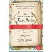 The Lost Memoirs of Jane Austen Large Print by Syrie James