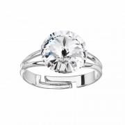 Inel cu cristale Swarovski FaBOS, Crystal 7470-0556-02