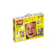 Quercetti Pixel Photo Create Your Own Custom Portrait 4 Peg Boards 6400 Pegs 0804