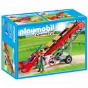 Строител ПЛЕЙМОБИЛ - Kонвейер за балиране на сено, 6132 Playmobil, 291160