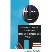 Critical Issues in Educating African American Youth by Dr. Jawanza Kunjufu