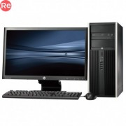 HP Elite 8200 Tower intel i5 + 19'' Widescreen LCD
