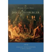 The Moravian Mission Diaries of David Zeisberger by Hermann Wellenreuther