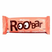 Roo'bar Mulberry vanille 50g