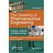 The Greening of Phamaceutical Engineering: Volume 1 by M. R. Islam