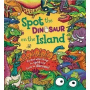 Spot the Dinosaur on the Island by Stella Maidment