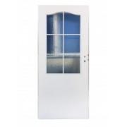 USA INTERIOR ALB - GRILA MICA 80X201CM + TOC