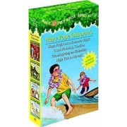 Magic Tree House Volumes 25-28 Boxed Set: Volumes 25-28 by Mary Pope Osborne