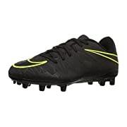 Nike Boys' Jr Hypervenom Phelon Ii Fg Football Boots