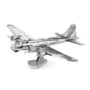 Metal Earth - Maquette Métal - Avion B-17 Flying Fortress -Fascinations