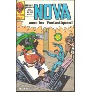 Nova N° 52 : Peter Parker Alias L'araignée + Spider-Woman + Les 4 Fantastiques