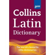 Collins Gem Latin Dictionary by Collins Dictionaries