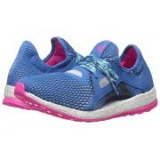 adidas Pureboost X Shock BlueHalo BlueShock Pink