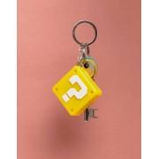 Paladone Брелок для ключей с подсветкой Super Mario Question Block - Мульти