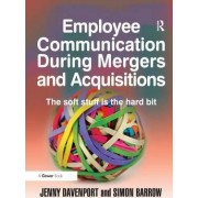 Employee Communication During Mergers and Acquisitions by Jenny Davenport