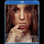 Shakira - Oral Fixation Tour (0886971896695) (1 BLU-RAY + 1 CD)