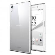 Coque Silicone Gel (Tpu) Sony Xperia Z5 Transparent Souple 0.3 Mm Soft Cover