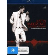 Justin Timberlake - FutureSex/LoveShow - Live From Madison S (0886972217994) (1 BLU-RAY + 1 DVD)