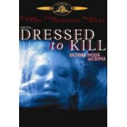 DRESSED TO KILL DVD 1980