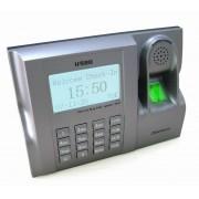 Centrale biométrique à empreinte digitale et code u580