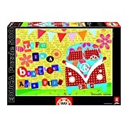 Educa 16278 - Life is a Beautiful Adventure Puzzle 500 Pieces
